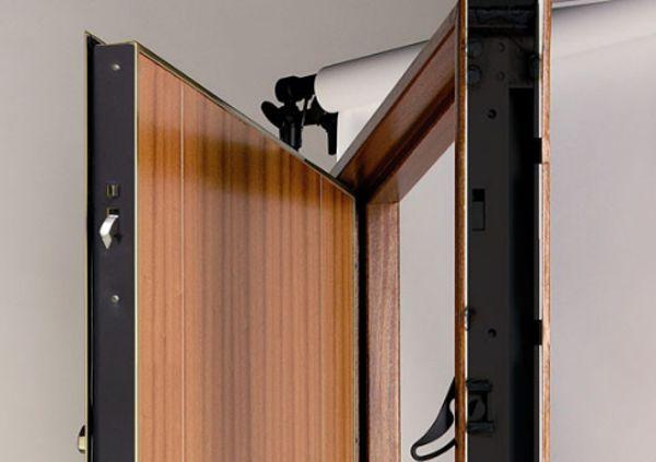 puerta de seguridad antiokupas